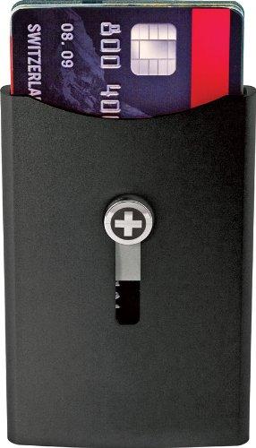 Super Slim Wallet Jet Black from Wagner
