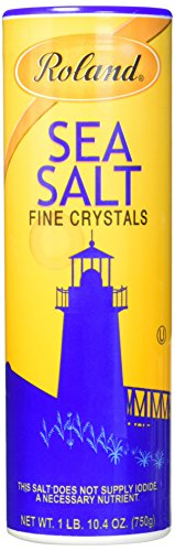 Roland Sea Salt, Fine Crystals, 26.4 Ounce