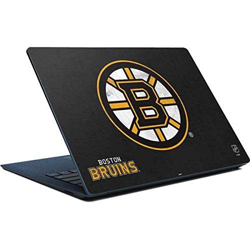 Nhl Skin - Skinit NHL Boston Bruins Surface Laptop Skin - Boston Bruins Distressed Design - Ultra Thin, Lightweight Vinyl Decal Protection