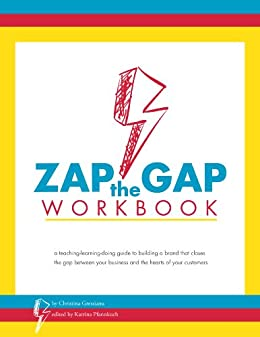 VERIFIED Zap The Gap Workbook: Effective Branding For Your Business.. Edmonton primer Pagina VERSE Serie critics traves
