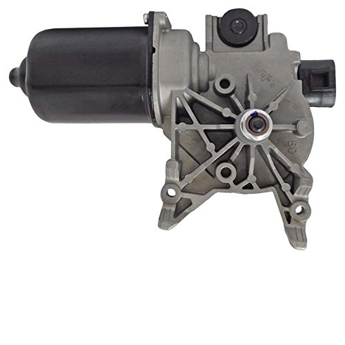 New Front Wiper Motor W/Pulseboard Module For 1999-2002 Chevrolet Chevy Silverado 1500 2500, Avalanche 1500, Tahoe, Replaces GM 12365360, 12494772
