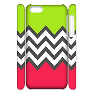 FLYBAI Cute Pattern Phone 3D Case For Iphone 5C [Pattern-6]