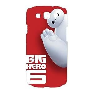 Samsung Galaxy S3 I9300 Cell Phone Case White Big Hero 6 AG6097338