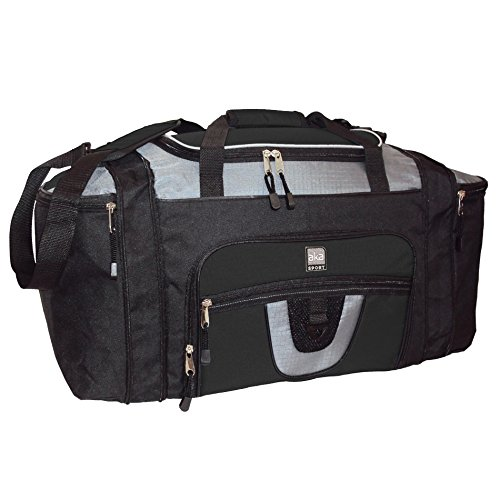Price comparison product image AKA Sport Expandable 22-26 inch Duffel Bag
