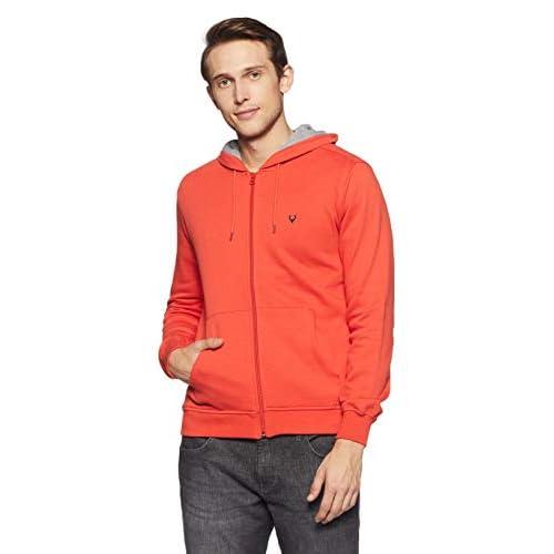 41V XGgoLzL. SS500  - Allen Solly Men's Sweatshirt