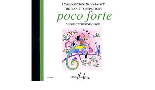 Poco Forte - Piano: Amazon.es: Instrumentos musicales