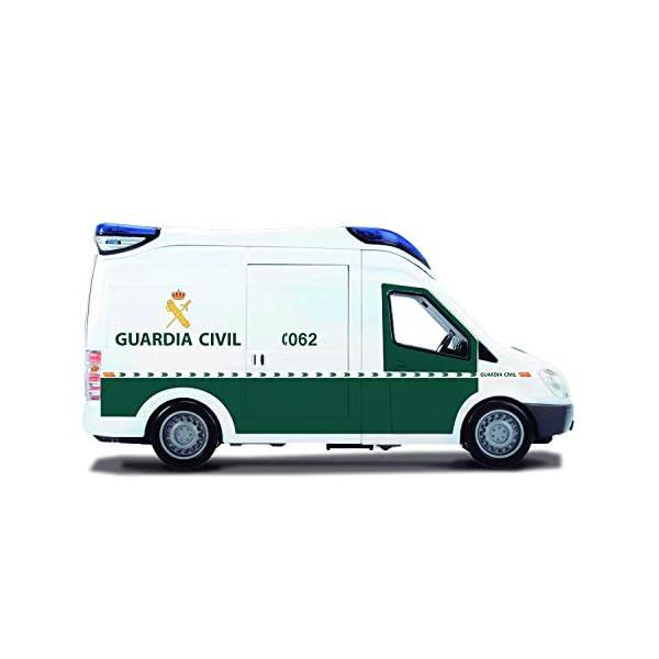 Dickie Guardia Civil 1
