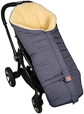 Kaiser 6721172 Jona - Saco para los pies para carrito de bebé, color ...