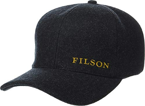 Filson Wool Logger Cap Charcoal One Size ()