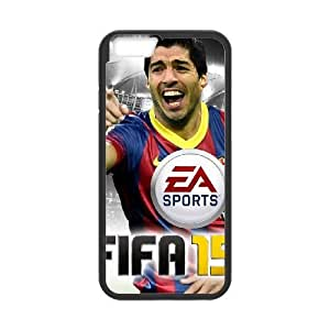 iPhone 6 4.7 Inch Cell Phone Case Black FIFA 15 3 JSK751126