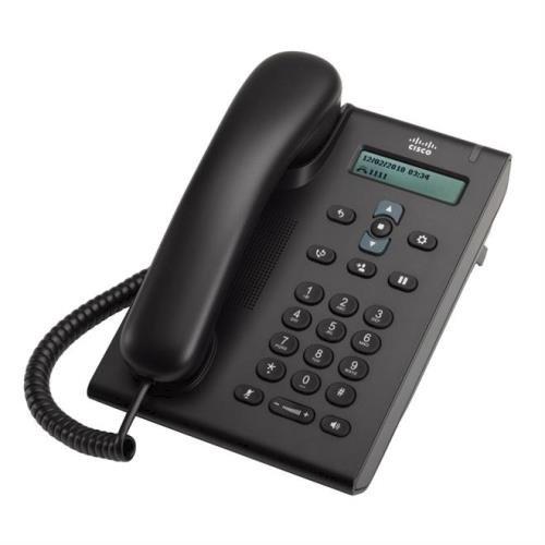 Cisco CP-3905 Unified SIP Phone 3905, Standard Handset, ()