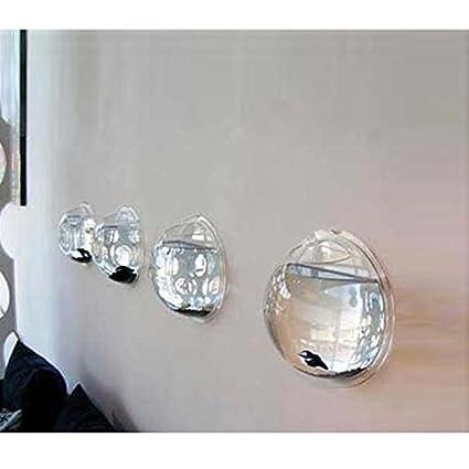 Mini jarrón - pared bolsa de acrílico transparente en el acuario sellador