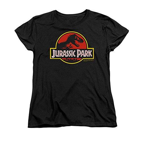 JURASSIC PARK/CLASSIC LOGO-S/S WOMEN'S - Tee Logo Womens S/s