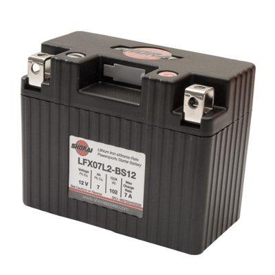 Shorai Lithium-Iron Battery LFX09L2-BS12 for Honda CRF250L 2013-2017