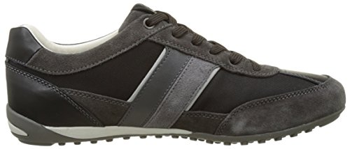 Geox Basses Mud Blackc6524 Homme Baskets C Wells Marron U 1xqrZ1