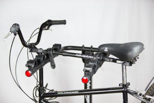 Heininger 6009 Advantage SportsRack Top Tube Alternative for Women's and Kid's Bike by Heininger (Image #2)