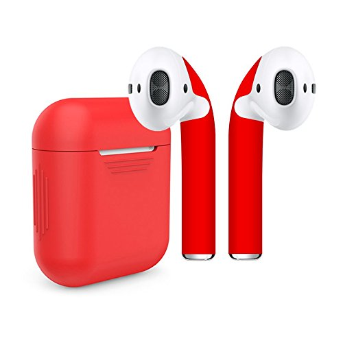 f3b7a259b39 Airpod Skins Protective Wraps - Minimal Stylish Covers for Customization &  Protection, Compatible with Apple