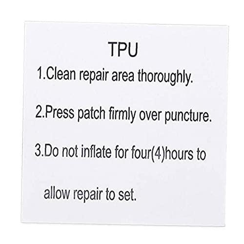 Zelfklevende TPU Sticker Waterdichte Transparante Doek Patches Outdoor Tent Jas Reparatie Tape Patch voor Camping Tenten…