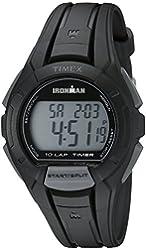 Timex Men's TW5K940009J Ironman Essential Black Watch