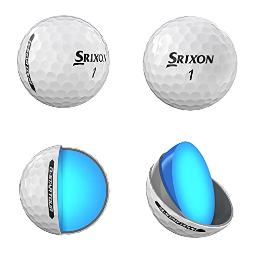 Srixon Q-Star Tour 3 Golf Balls