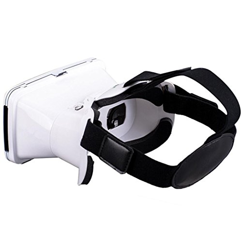 Magicoo VR Headset, Adjustable Virtual Reality Goggles 3D Viewing Speaker Parts Mobile Accessories...