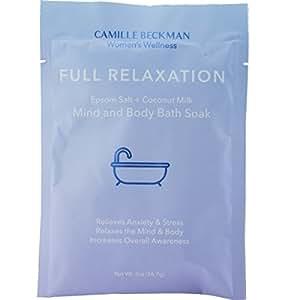 Camille Beckman Radiant & Renewing Bath Soak, Full Relaxation, 2 Oz