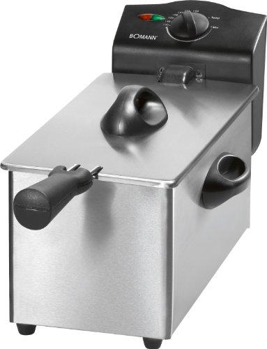 Bomann FR 2201 CB Kaltzone-Fritteuse
