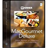 MARINER SOFTWARE Software MacGourmet v.4.0 Deluxe /Recipe Management DVD Case - Mac / MGD400 /