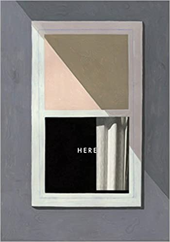 Image result for here richard mcguire book cover