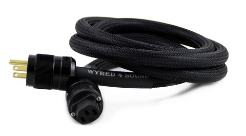 Used, Wyred 4 Sound P-1 Ultra AC Power Cable, 4.0m Length for sale  Delivered anywhere in USA