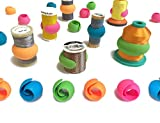 Peels thread Spool Huggers, Keep Thread Tails Under Control