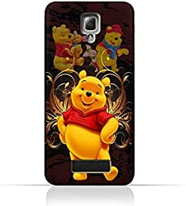 Lenovo A2010 TPU silicone Protective Case with Winnie the Pooh Design
