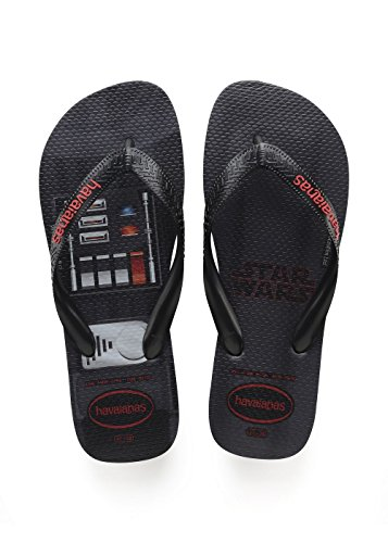 Infradito Havaianas Star Wars - Nero Uk 1011