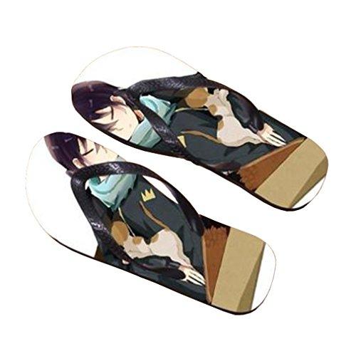 Bromeo Noragami Anime Unisex Flip Flops Chanclas 516