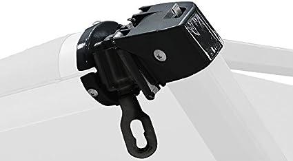 Carefree 850001BLK Pioneer Awning End Cap Kit, Awnings, Screens