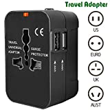 Best Charger In The Worlds - Travel Adapter, Heagstat Worldwide All in One Universal Review