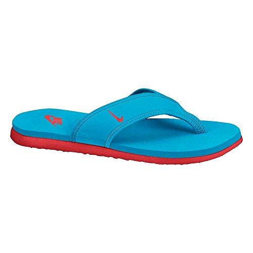 Nike Scarpe Uomo Celso thong plus Vivid Blue/LT crimson
