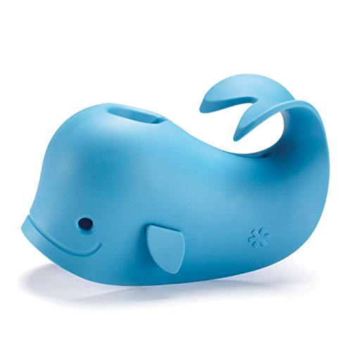 Skip Hop Baby Infant and Toddler Moby Soft Rubber Bath Spout Cover Safety Guard, Universal Fit, - Spout Accessory