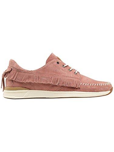 Reef Damen Rover Low Fashion Sneaker Rosa (Blush)