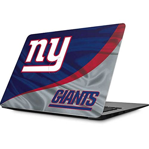 Skinit New York Giants MacBook Air 13.3 (2010-2017) Skin - Officially Licensed NFL Laptop Decal - Ultra Thin, Lightweight Vinyl Decal Protection