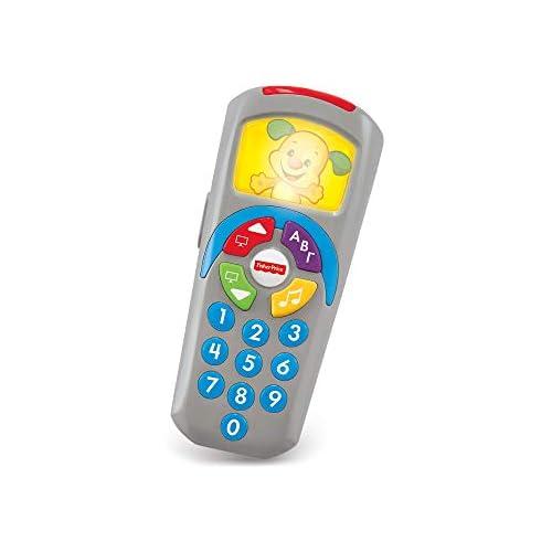 chollos oferta descuentos barato Fisher Price Mando a Distancia Perrito Juguete Electrónico Bebé 6 Meses Mattel DLD35