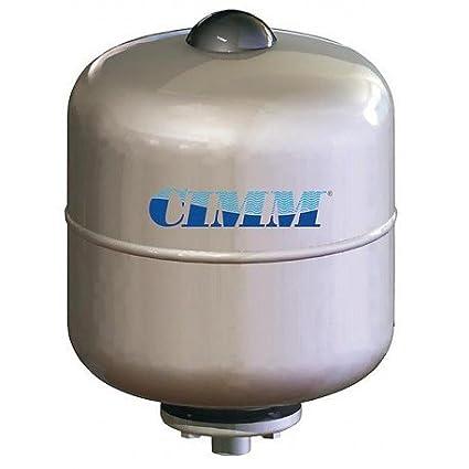 Expert by net - Accesorios para calentador de agua - Vaso Agua Caliente Sanitaria para Tanque