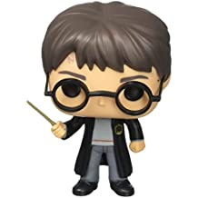 Funko POP Movies: Figura de acción de Harry Potter.