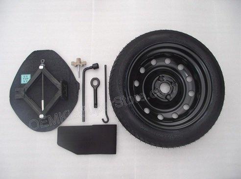 Genuine Factory OEM 2017 Kia Sportage Spare Tire Kit (vehicles with 17'' wheels & 18'' wheels)