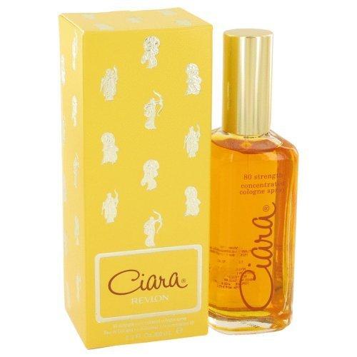 (Ciara 80 Str/Revlon Cologne Concentrate Spray 2.38 Oz (W))