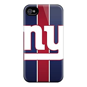 Jamesler YJE3185VwIw Skin Case For Ipod Touch 4 Cover (new York Giants)