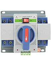 220V 63A 2P Dual Power Automatic Transfer Switch, Generator Transfer Switch