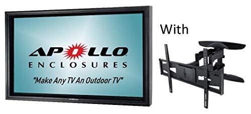 Apollo Outdoor TV Enclosure for 60