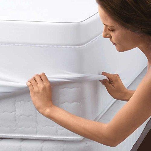 Amazon.com: Novaform ComfortLuxe Gel Memory Foam Mattress Topper Full: Kitchen & Dining