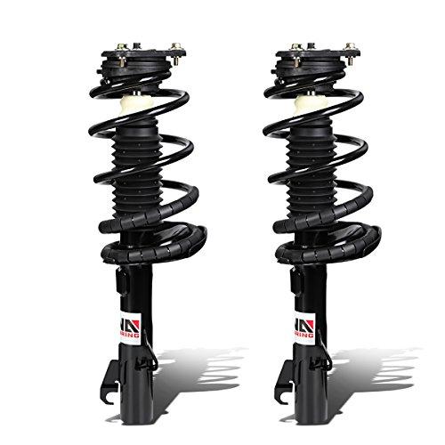 DNA Motoring SHO-OE-00039-FLR - Amortiguador de freno delantero (par, 04-10 Ford Focus II)